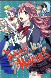 Yamada kun & the 7 Witches -14- Tome 14