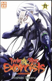 Twin Star Exorcists -11- Tome 11