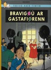 Tintin (en langues régionales) -21Breton- Bravigoù ar Gastafiorenn