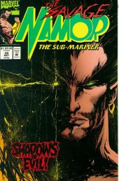 Namor, The Sub-Mariner (Marvel - 1990) -38- shadows of evil