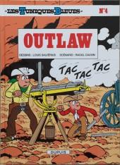 Les tuniques Bleues -4c16- Outlaw