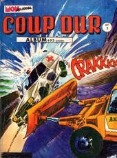 Coup dur -Rec02- Album N°2 (du n°4 au n°6)