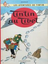 Tintin (Historique) -20C2Bis- Tintin au Tibet
