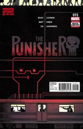 Punisher (2016) (The) -15- Issue 15