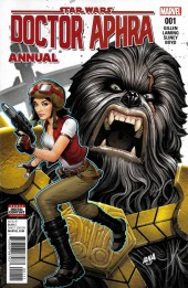 Star Wars: Doctor Aphra (2017) -AN01- Doctor Aphra Annual