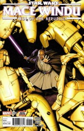 Star Wars: Jedi Of The Republic - Mace Windu (2017) -1- Book I, Part I : Mace Windu