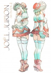 (AUT) Jurion -2- Artbook 2