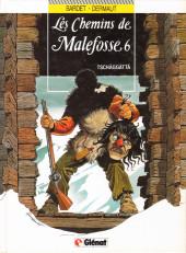 Les chemins de Malefosse -6- Tschäggättä