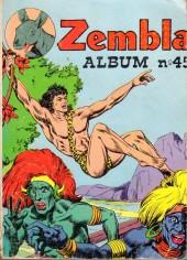 Zembla -Rec045- Album N°45 (du n°206 au n°209)