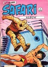 Safari (Mon Journal) -Rec26- Album N°26 (101, 102, 103, 104)