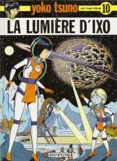 Yoko Tsuno -10b01- La lumière d'Ixo