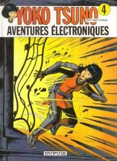 Yoko Tsuno -4c02- Aventures électroniques