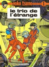 Yoko Tsuno -1c02- Le trio de l'étrange