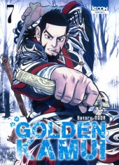 Golden Kamui -7- Tome 7