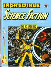 EC Archives (The) -121- Incredible science fiction