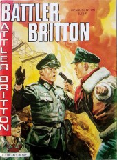 Battler Britton -471- Escadrille disciplinaire - Folle mission