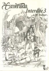 La esmeralda -HS3- Interdite 3