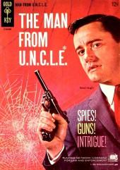 Man from U.N.C.L.E. (The) (Gold Key - 1965) -1- (sans titre)