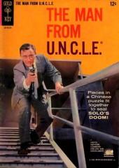 Man from U.N.C.L.E. (The) (Gold Key - 1965) -2- (sans titre)