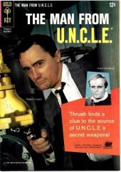 Man from U.N.C.L.E. (The) (Gold Key - 1965) -3- (sans titre)
