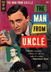 Man from U.N.C.L.E. (The) (Gold Key - 1965) -4- (sans titre)