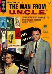 Man from U.N.C.L.E. (The) (Gold Key - 1965) -6- (sans titre)
