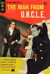 Man from U.N.C.L.E. (The) (Gold Key - 1965) -7- (sans titre)