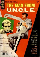 Man from U.N.C.L.E. (The) (Gold Key - 1965)