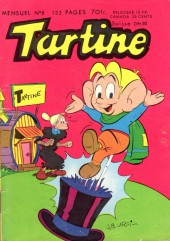 Tartine -8- Numéro 8