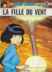 Yoko Tsuno -9b01- La fille du vent