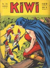 Kiwi -36- Le petit trappeur