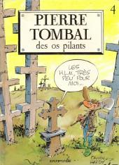 Pierre Tombal -4a1993a- Des os pilants
