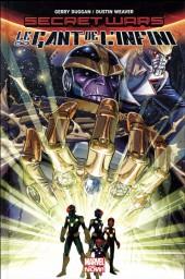Secret Wars : Le Gant de l'Infini (Marvel Now!) - Secret Wars : Le Gant de l'Infini