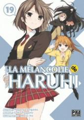 La mélancolie de Haruhi Suzumiya -19- Tome 19