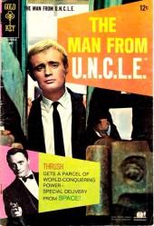 Man from U.N.C.L.E. (The) (Gold Key - 1965)