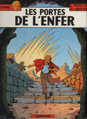 Lefranc -5a1986- Les portes de l'enfer