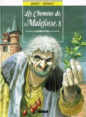 Les chemins de Malefosse -8- L'herbe d'oubli