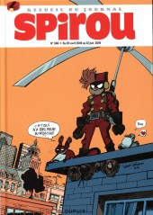 (Recueil) Spirou (Album du journal) -346- Spirou album du journal