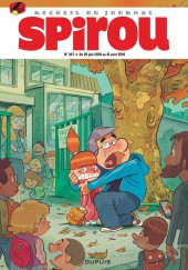 (Recueil) Spirou (Album du journal) -347- Spirou album du journal