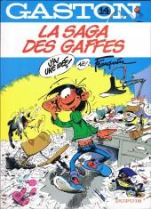 Gaston -14a1988- La saga des gaffes