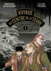 Voyage au centre de la Terre (Kurazono) -1- Tome 1