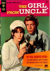 Girl from U.N.C.L.E. (The)(Gold Key - 1967)