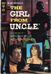 Girl from U.N.C.L.E. (The)(Gold Key - 1967) -5- (sans titre)
