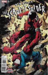 Ben Reilly: Scarlet Spider (2017) -6- Issue #6