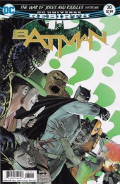 Batman (2016) -30- The Ballad of Kite Man, Part Two