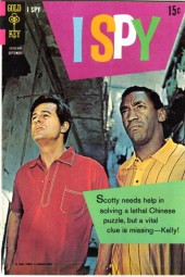 I Spy (Gold Key - 1966)