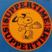 Peanuts (Determined productions) - Suppertime Suppertime