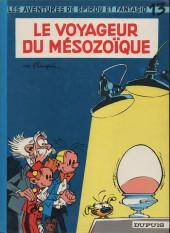 Spirou et Fantasio -13d77a- Le Voyageur du mésozoïque