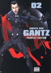 Gantz (Perfect Edition) -2- Tome 2