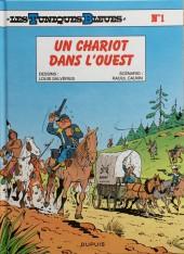Les tuniques Bleues -1e17- Un chariot dans l'ouest
